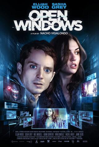 Open Windows (2014) Main Poster