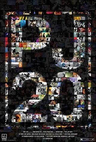 Pearl Jam Twenty (2011) Main Poster