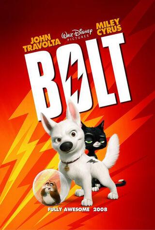 Bolt (2008) Main Poster