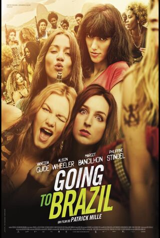 Going To Brazil (2017) Main Poster