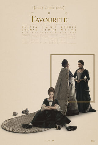 The Favourite (2018) Main Poster
