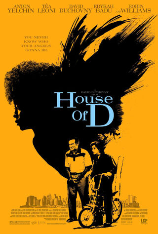 House Of D (2005) Main Poster