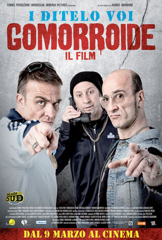 Gomorroide (2017) Main Poster