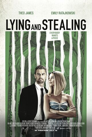 Lying And Stealing (2019) Main Poster