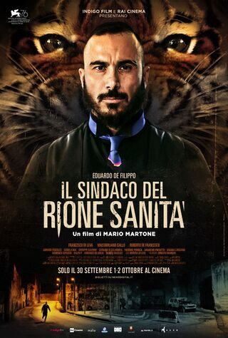 The Mayor Of Rione Sanità (2019) Main Poster