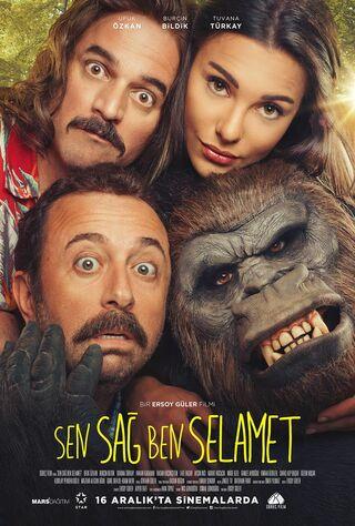 Sen Sag Ben Selamet (2016) Main Poster