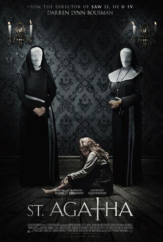 St. Agatha (2019) Main Poster