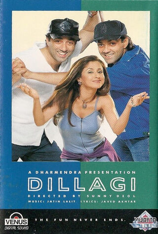 Dillagi (1999) Main Poster