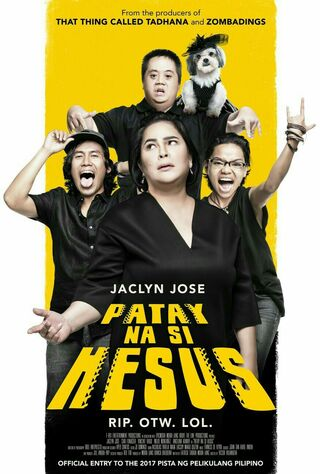 Jesus Is Dead (2018) Main Poster