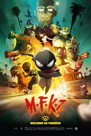 MFKZ (2018) Main Poster
