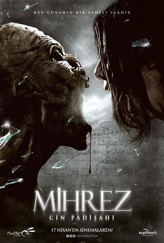 Mihrez: Cin Padisahi (2015) Main Poster