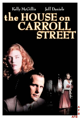 The House On Carroll Street (0) Main Poster