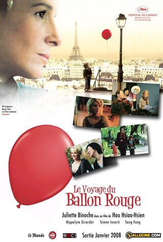 Flight Of The Red Balloon (2008) Main Poster