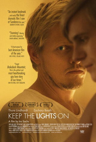 Keep The Lights On (2012) Main Poster
