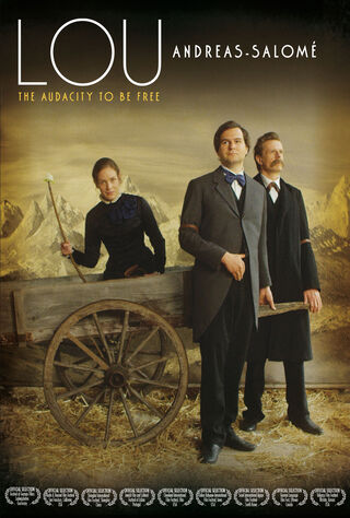 Lou Andreas-Salomé, The Audacity To Be Free (2018) Main Poster