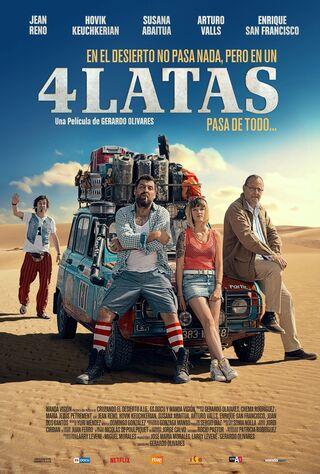 4L (2019) Main Poster