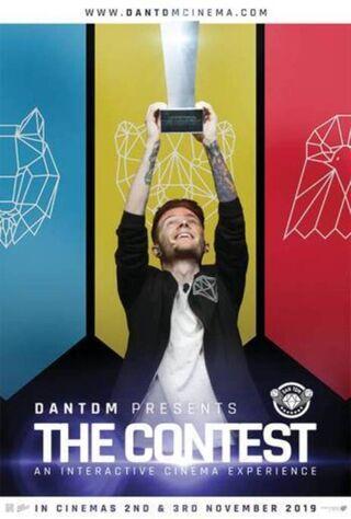 DanTDM Presents The Contest (2019) Main Poster