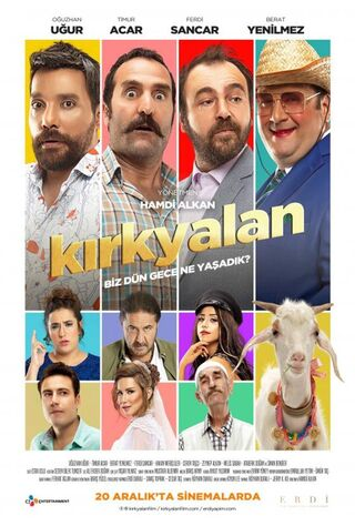 Kirk Yalan (2019) Main Poster