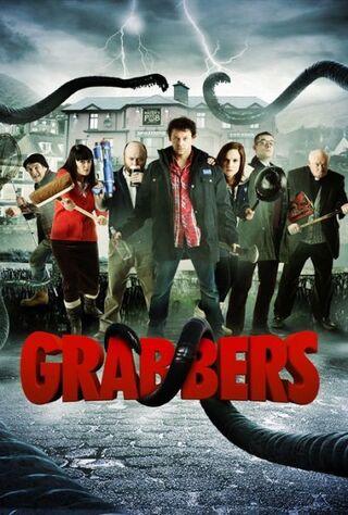 Grabbers (2012) Main Poster
