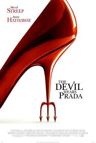 The Devil Wears Prada (2006) Main Poster