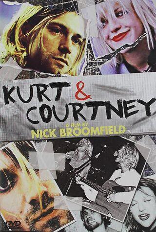 Kurt & Courtney (1998) Main Poster