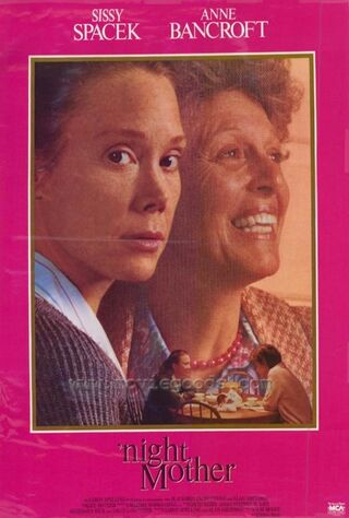 'night, Mother (1987) Main Poster