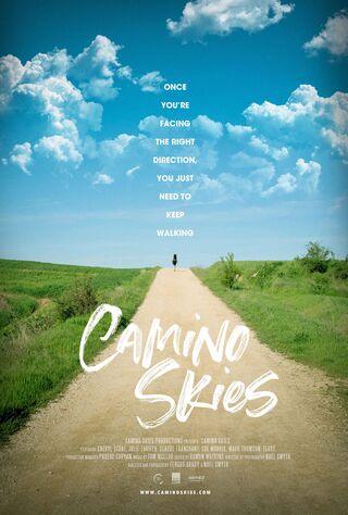 Camino Skies (2019) Main Poster