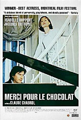 Merci Pour Le Chocolat (2000) Main Poster