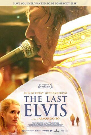 The Last Elvis (2012) Main Poster