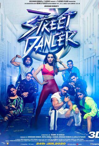 Street Dancer 3D (2020) Main Poster