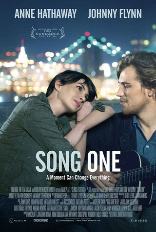 Song One (2015) Main Poster