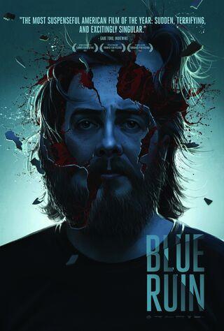 Blue Ruin (2014) Main Poster