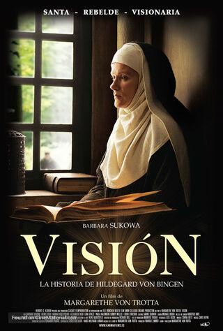 Vision (2009) Main Poster