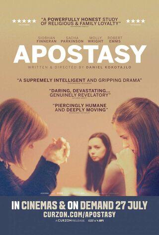 Apostasy (2018) Main Poster