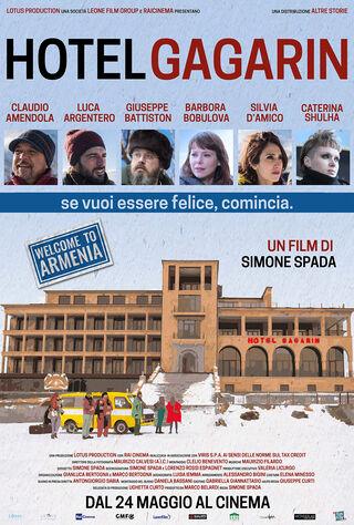 Hotel Gagarin (2018) Main Poster