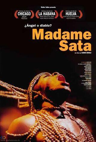Madame Satã (2002) Main Poster