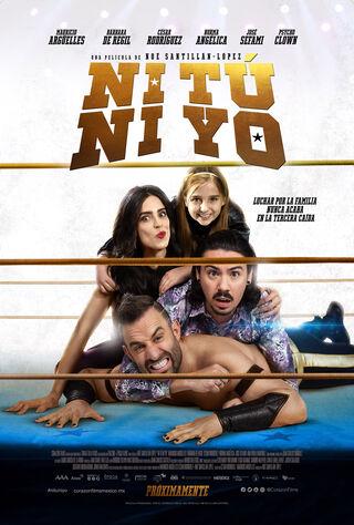 Ni Tú Ni Yo (2018) Main Poster
