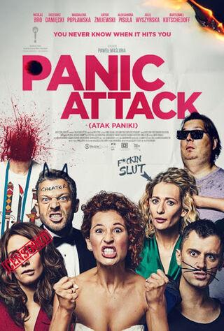 Panic Attack (2018) Main Poster