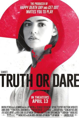Truth Or Dare (2018) Main Poster