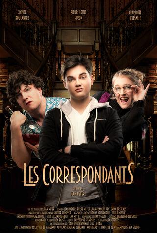 Le Correspondant (2016) Main Poster