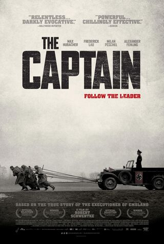 The Captain (2018) Main Poster