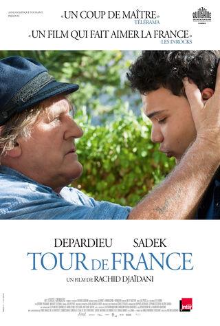 Tour De France (2016) Main Poster