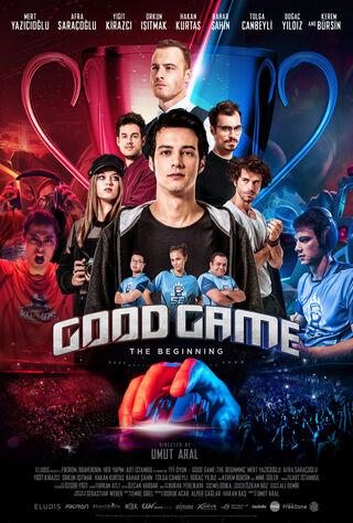 Good Game: The Beginning (2018) Main Poster