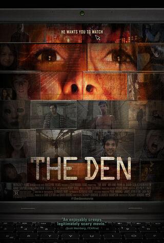The Den (2014) Main Poster