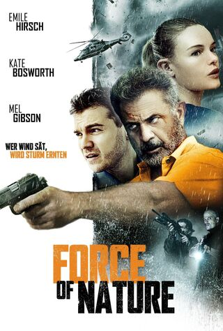 Force Of Nature (2020) Main Poster