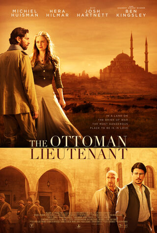 The Ottoman Lieutenant (2017) Main Poster