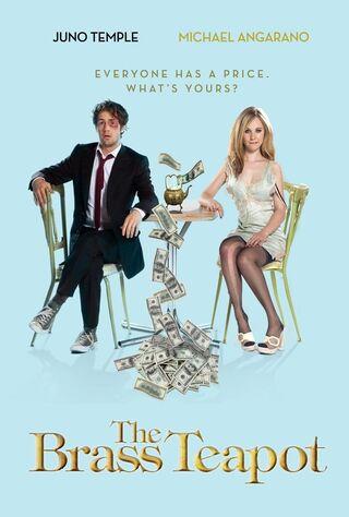 The Brass Teapot (2013) Main Poster
