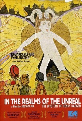 In The Realms Of The Unreal (2008) Main Poster