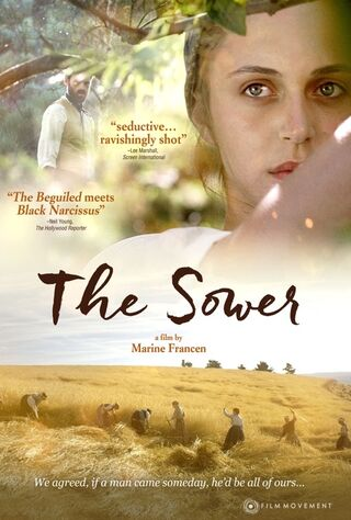 The Sower (2019) Main Poster