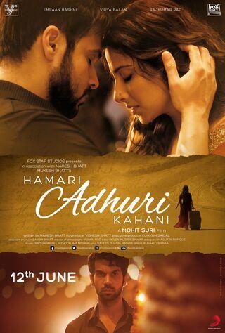 Hamari Adhuri Kahani (2015) Main Poster